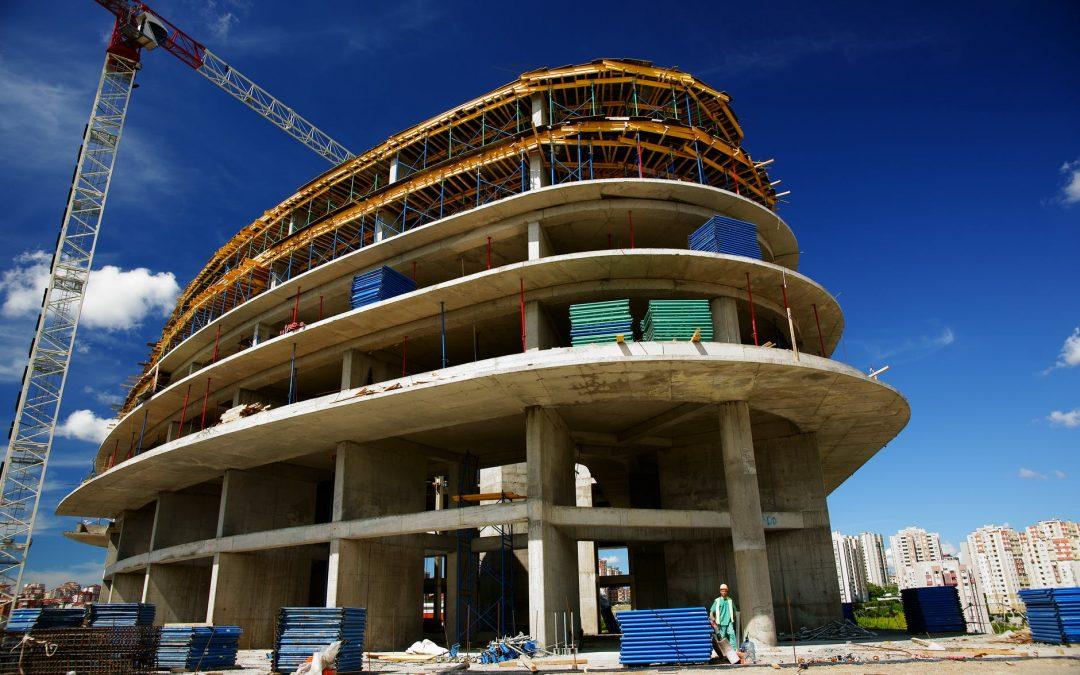 صادرات مواد البناء الأساسية